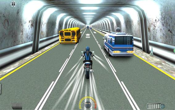 Moto  traffic racing screenshot 1