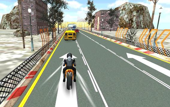Moto  traffic racing screenshot 2