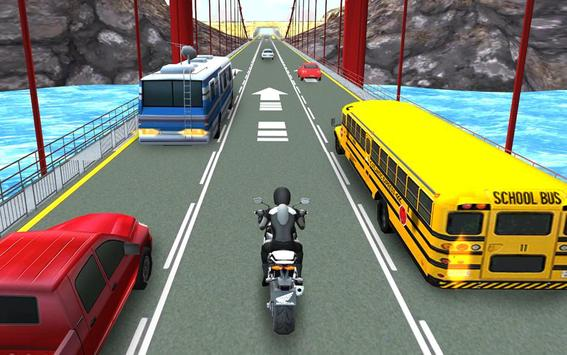 Moto  traffic racing screenshot 4