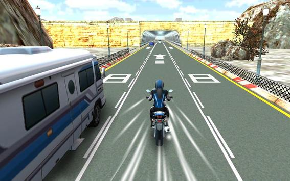 Moto  traffic racing screenshot 8