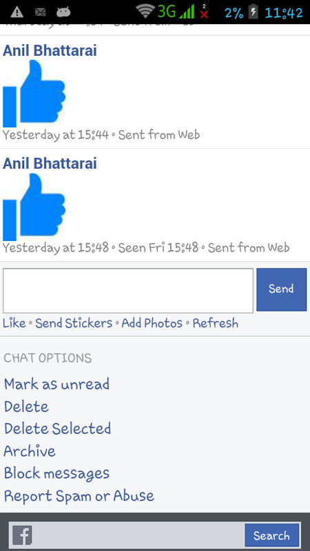 download fb messenger for android 2.2.1
