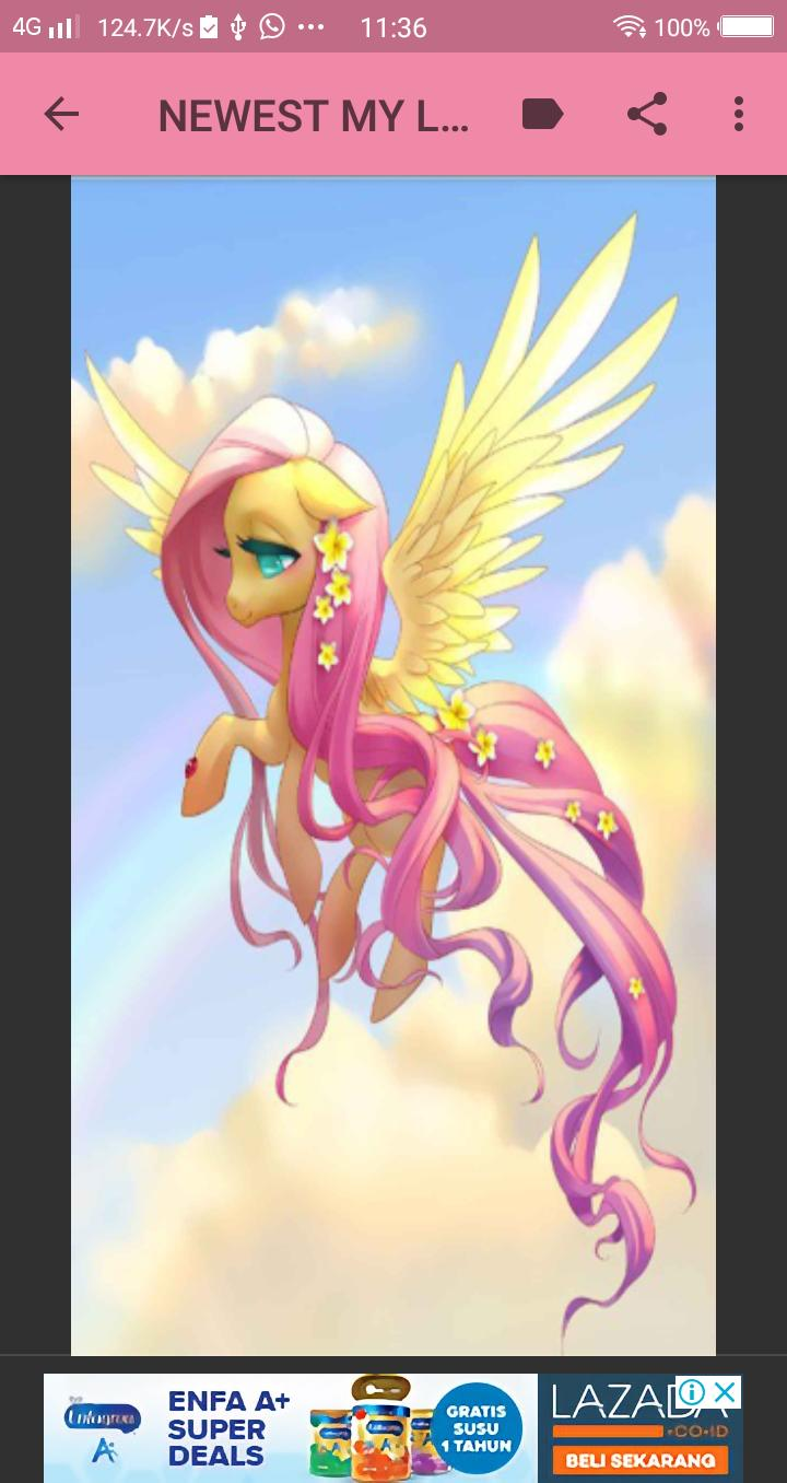 My Little Pony Wallpaper For Android Apk Download