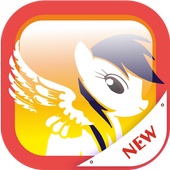 My Little Angry Pony icon
