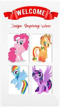 My Little Pony Walpaper poster