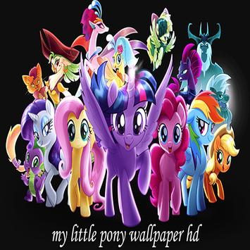 my little pony wallpaper hd poster