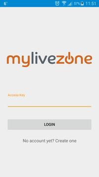 MyLiveZone apk screenshot