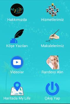 Mylife İstanbul screenshot 2
