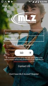 MyLuckyzone USA screenshot 1