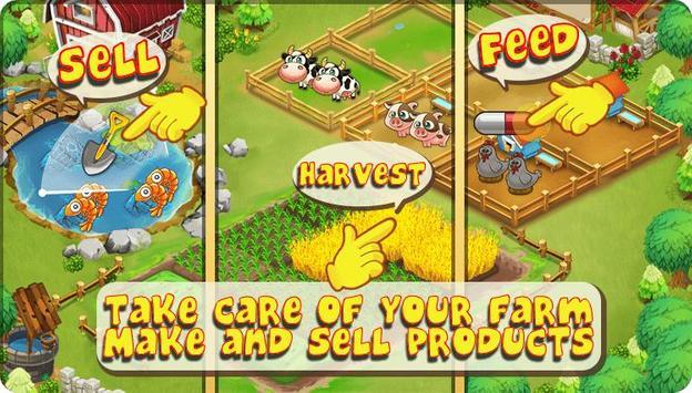 My Magic Farm apk screenshot