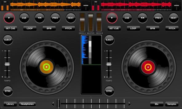 DJ Music Mixer Pro poster