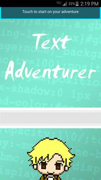 Relive - Text Adventure poster