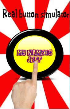 My Name Is Jeff Button apk screenshot
