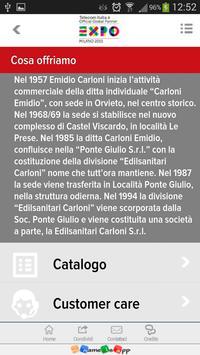 Edil Sanitari Carloni Srl screenshot 1