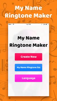 My name ringtone maker and mp3 cutter & Convertor for
