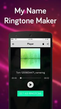 My Name RingTone Maker screenshot 6