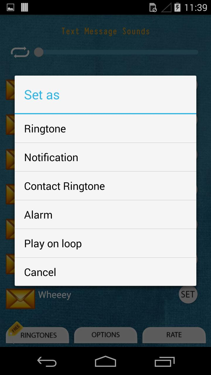 Text Message Sounds for Android - APK Download