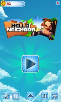 Run The Neighbor Adventure poster