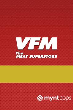 VFM The Meat Superstore poster