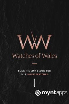 Watches Of Wales poster