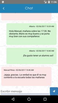Wonderland App - Escuela Infantil Sevilla apk screenshot