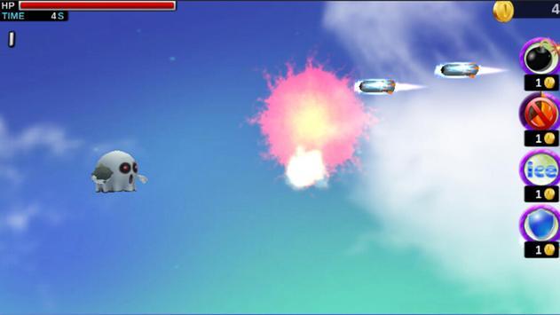 FlappyMonster apk screenshot