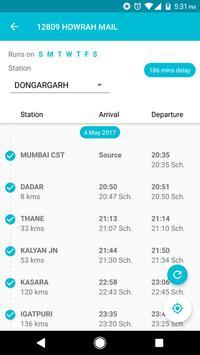 Indian Railway Train PNR App screenshot 1