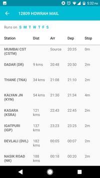 Indian Railway Train PNR App screenshot 2
