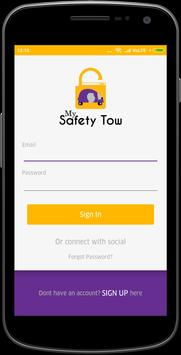 My Safety Tow screenshot 1