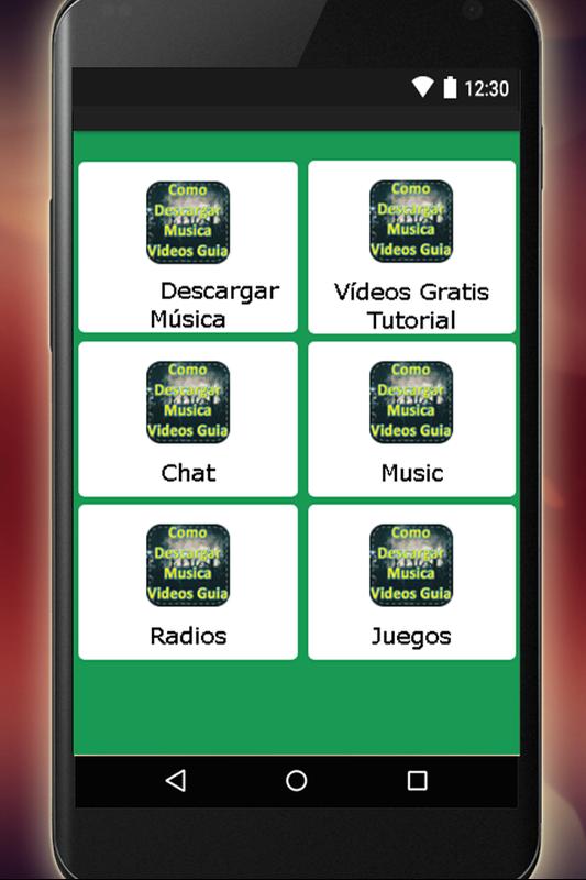 descargar videos mp4 para celular android