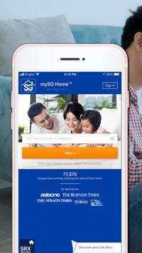 mySG Home पोस्टर