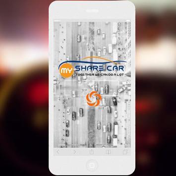 MyShareCar poster
