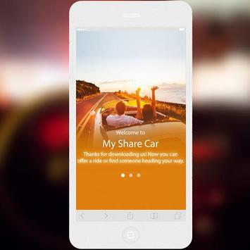 MyShareCar apk screenshot