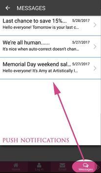 Artistically Invited - Printed Invitations apk screenshot
