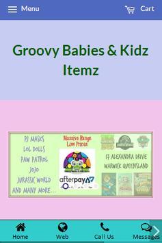 Groovy Babies & Kidz Itemz poster