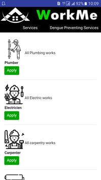 WorkME (Sri Lanka) apk screenshot