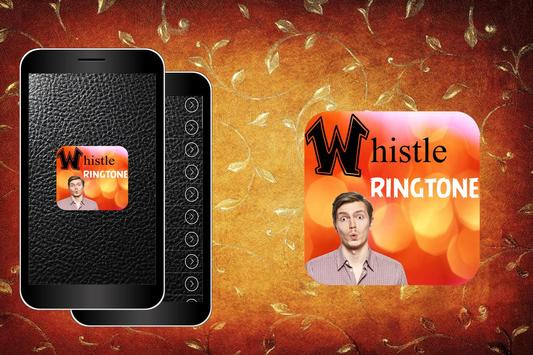 Whistle Ringtones poster