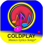 Coldplay Lyrics icon