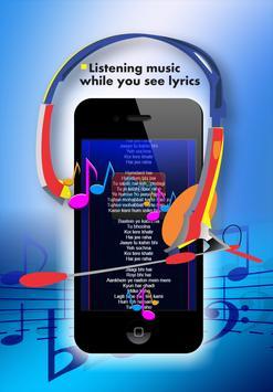 Coldplay Lyrics screenshot 2