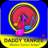 Daddy Yankee Musica & Letras icon
