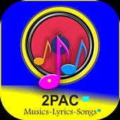 2Pac (Tupac) Lyrics & Musics icon