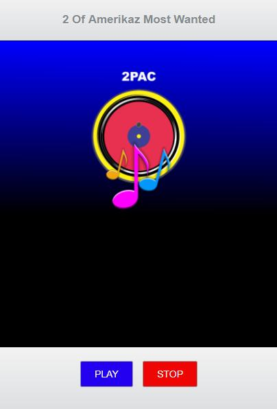 2Pac (Tupac) Lyrics & Musics for Android - APK Download