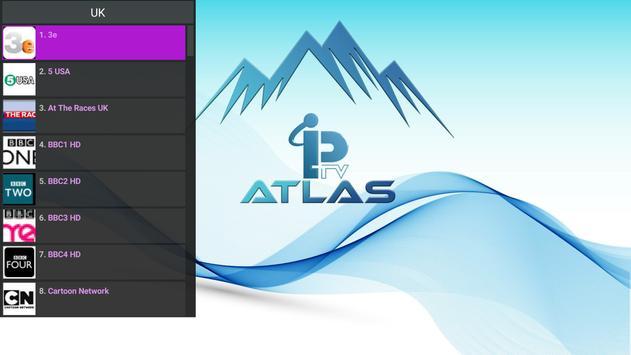 Atlas Iptv Premium screenshot 1