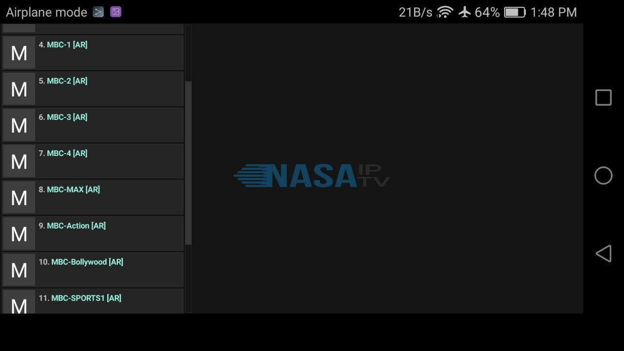 NASA-IPTV for Android - APK Download