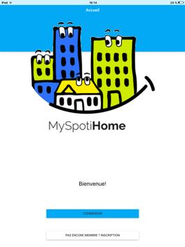 MySpotiHome poster