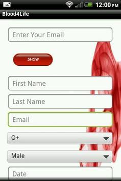 Blood4Life screenshot 2