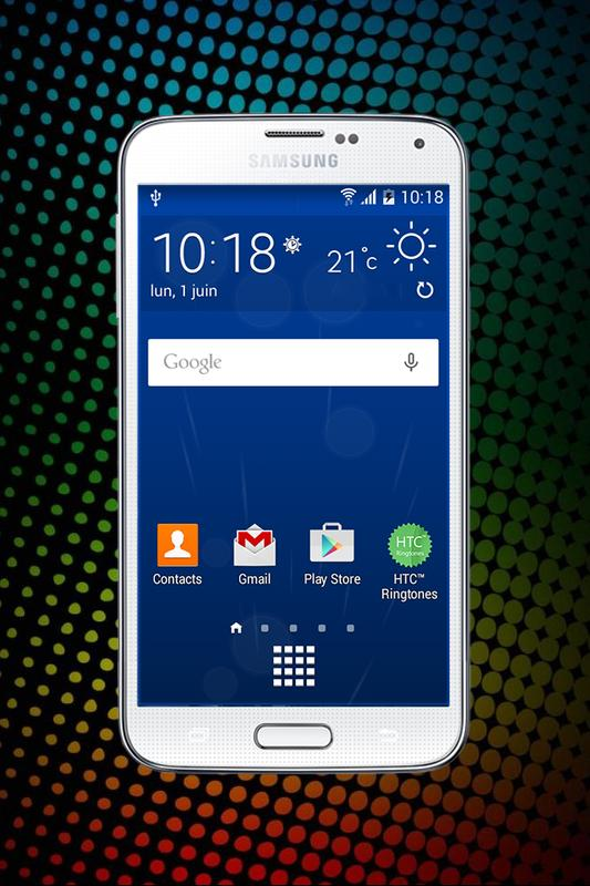 free ringtones for htc android