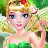 Seasons Fairies - Beauty Salon icon