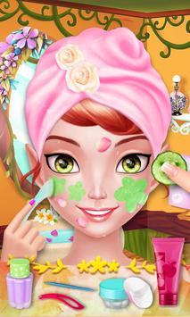 Seasons Fairies - Beauty Salon poster