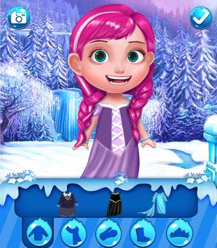 Icy Makeover ! - Sisters SPA screenshot 8