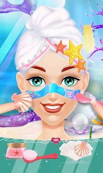 Ocean Princess - Mermaid Salon poster